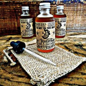 Honest Amish baardolie