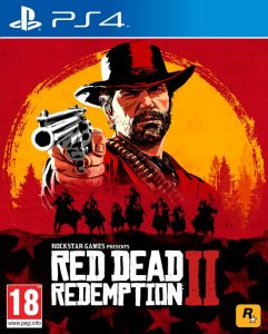Red Dead Redemption 2 black friday