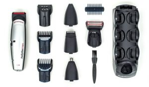 BaByliss For Men E837E Bodygroomer